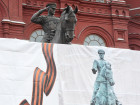 Russia Zhukov Monument Replacement