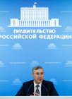 Russia Science Minister Briefing