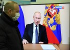 Russia Putin Coronavirus Address