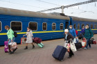 Ukraine Russia Train