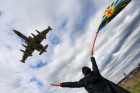 Russia Victory Day Air Show