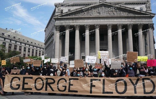 US George Floyd Protest
