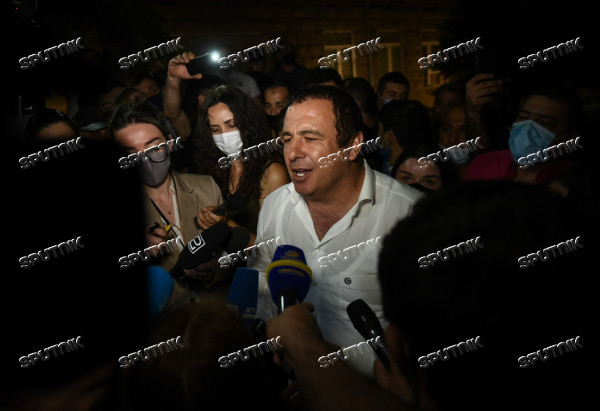 Armenia Opposition Party Leader Prosecution