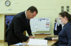 Russia Constitutional Reform Voting