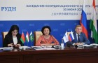 Meeting of Coordinating Council  of Shanghai Cooperation Organisation University