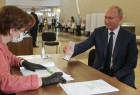 Russia Putin Constitutional Reform Voting
