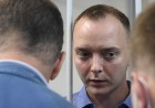 Russia High Treason Suspect Detained