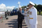 Russia Putin Navy Day Parade