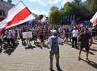 Belarus Presidential Election Protest