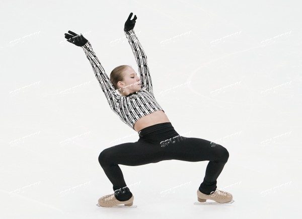 Russia Figure Skating Ladies