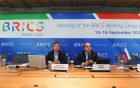 Meeting of BRICS Working Group on ICT Cooperation. Day two