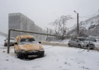 Russia Snow Cyclone Aftermath
