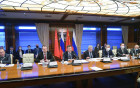 Russia China Energy Cooperation Commission