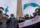 Kazakhstan Independence Day Protest