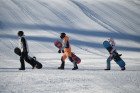 Russia Winter Tourism