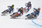 Russia Winter Ice Speedway Race