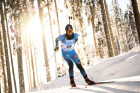 Slovenia Biathlon Worlds Women Sprint