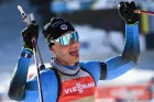 Slovenia Biathlon Worlds Men Pursuit