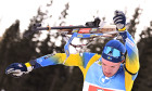 Slovenia Biathlon Worlds Single Mixed Relay