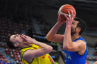 Russia Basketball Eurobasket Qualifiers North Macedonia - Italy