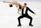 Sweden Figure Skating Worlds Ice Dance