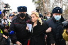 Russia Navalny Imprisonment Protest