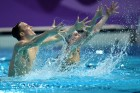 Russia Artistic Swimming World Series Mixed Duet Free