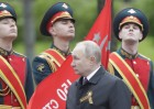 Russia Putin Victory Day Parade