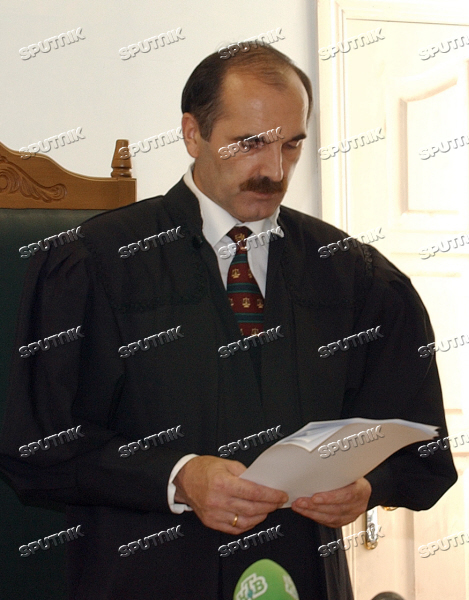 Dagestan Supreme Court Judge Magomedov murdered in Makhachkala