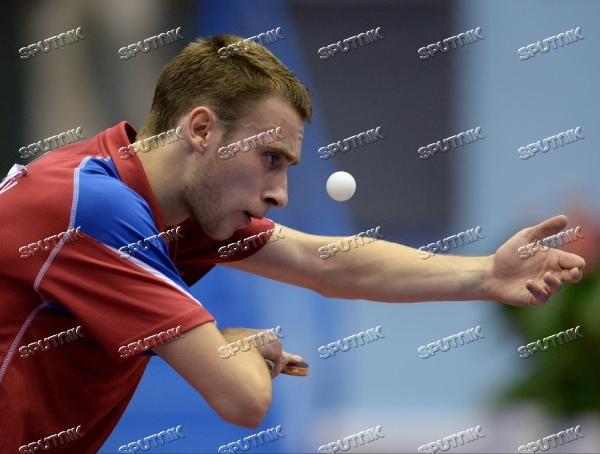 2013 Universiade. Day Seven. Table tennis