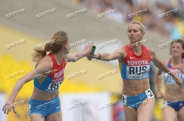 2013 IAAF World Championships. Day Seven. Morning session