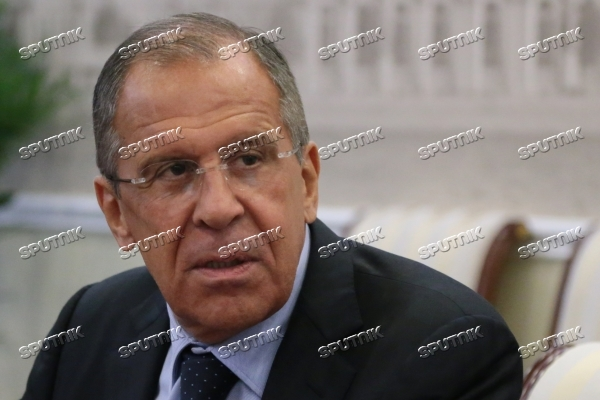 S. Lavrov meets with German Foreign Minister Guido Westerwelle