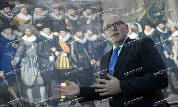 Interview with Dutch Foreign Minister Frans Timmermans