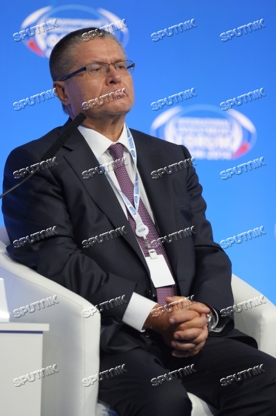 Opening of International Investment Forum Sochi-2014