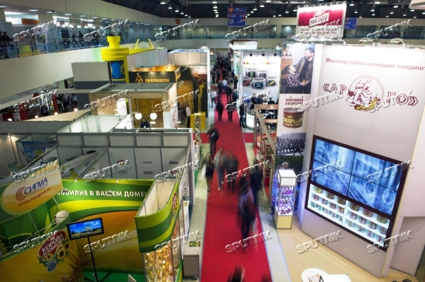 WorldFood Expo in Moscow