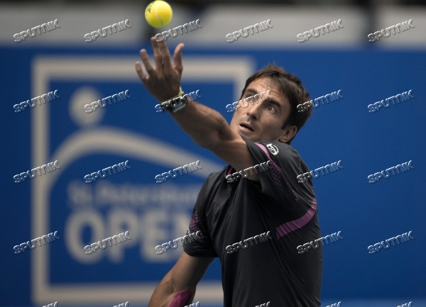 Tennis. St. Petersburg Open 2015. Day Two