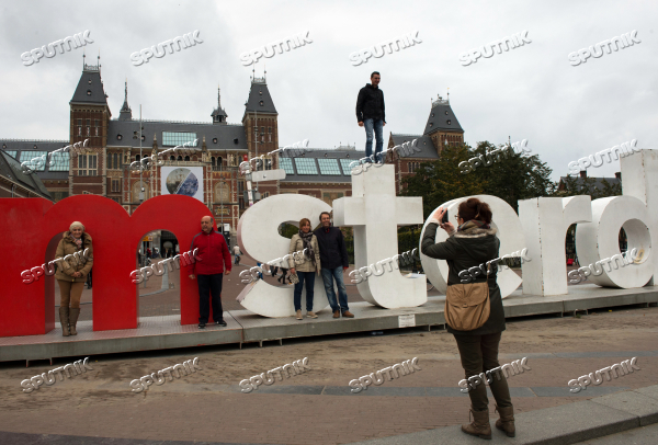 World cities. Amsterdam