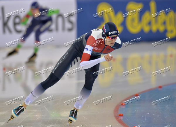 ISU European Speed Skating Championships. Day Two