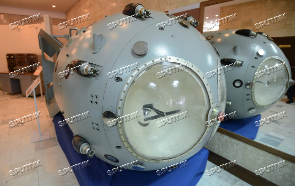 RDS-1 first Soviet atomic bomb