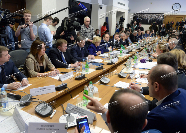 Urgent meeting of State Duma committee on sports and youth affairs