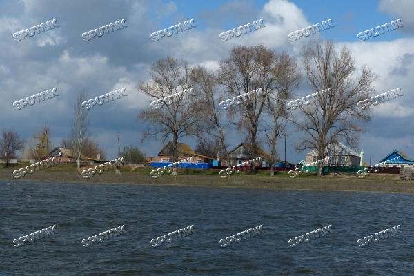 Fishing in Astrakhan region