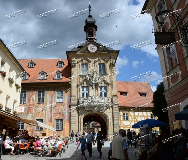 Cities of the world. Bamberg