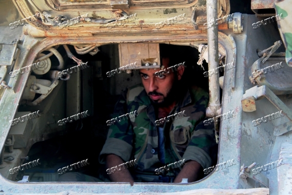 Developments in south of Aleppo