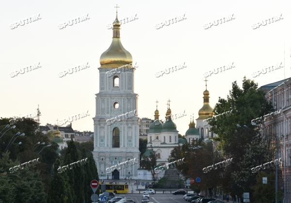 Cities of the world. Kiev