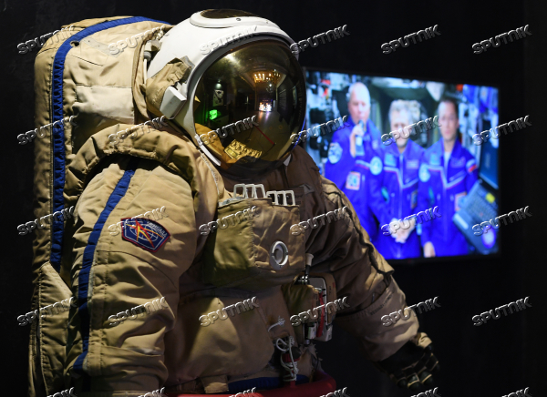 "Multimedia exhibition ""Space. Love"" opens in Moscow"
