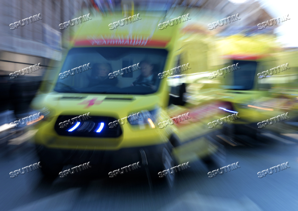 Healthcare facilities in Tatarstan receive new ambulance vehicles