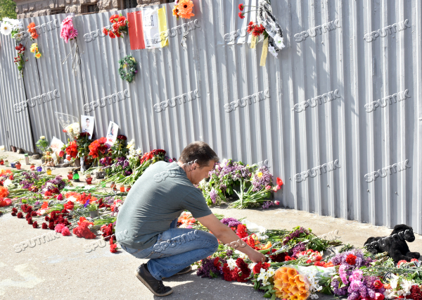 Remembering those killed May 2, 2014 in Odessa