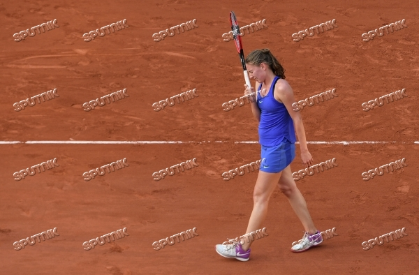 Tennis. Rolland Garros. Day Five