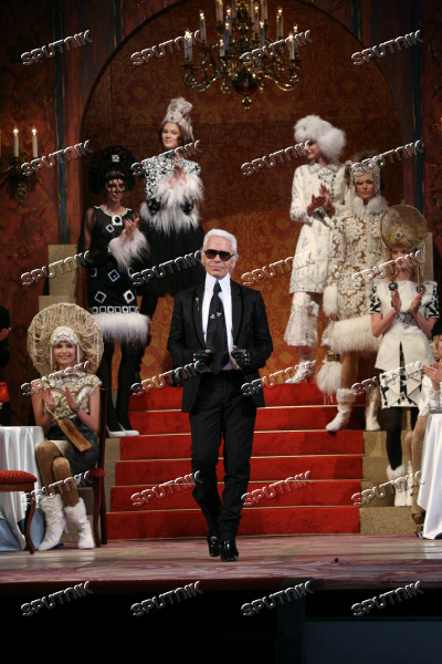 Chanel presents Paris-Moscow Collection at Maly Theatre