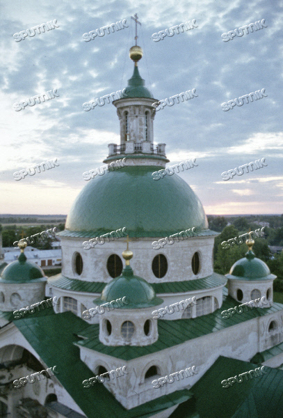 Dome of Dimitrievsky cathedral